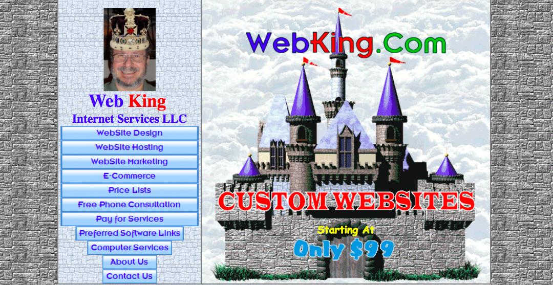 Pourquoi vous n'êtes pas satisfait de votre site Web